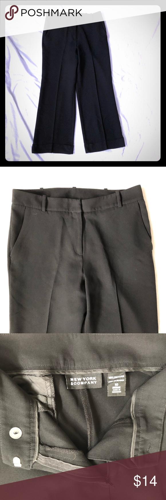 Belt Sizes 12-24 Leg 29 or 31 Wide Leg Flattering High Waist Stretch Palazzo Pants//Trousers