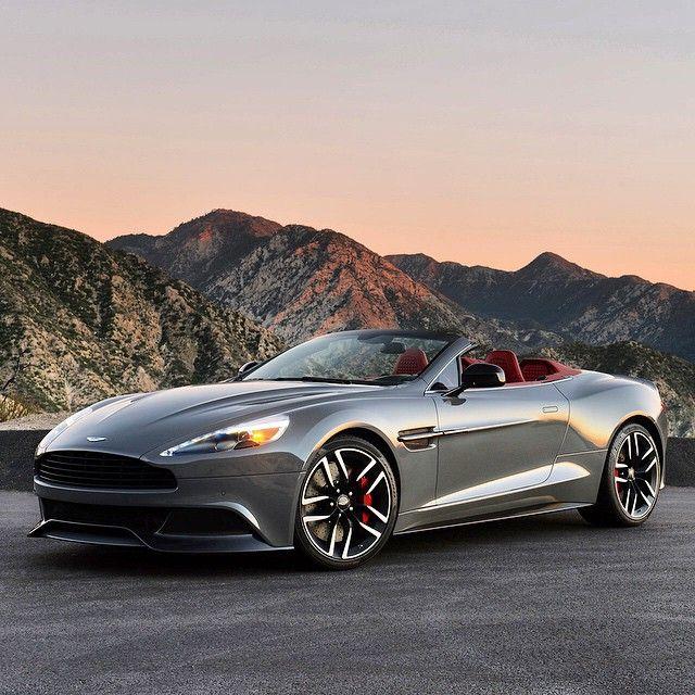 Aston Martin Vanquish Volante Cars Aston Martin Pinterest - Aston martin vanquish volante