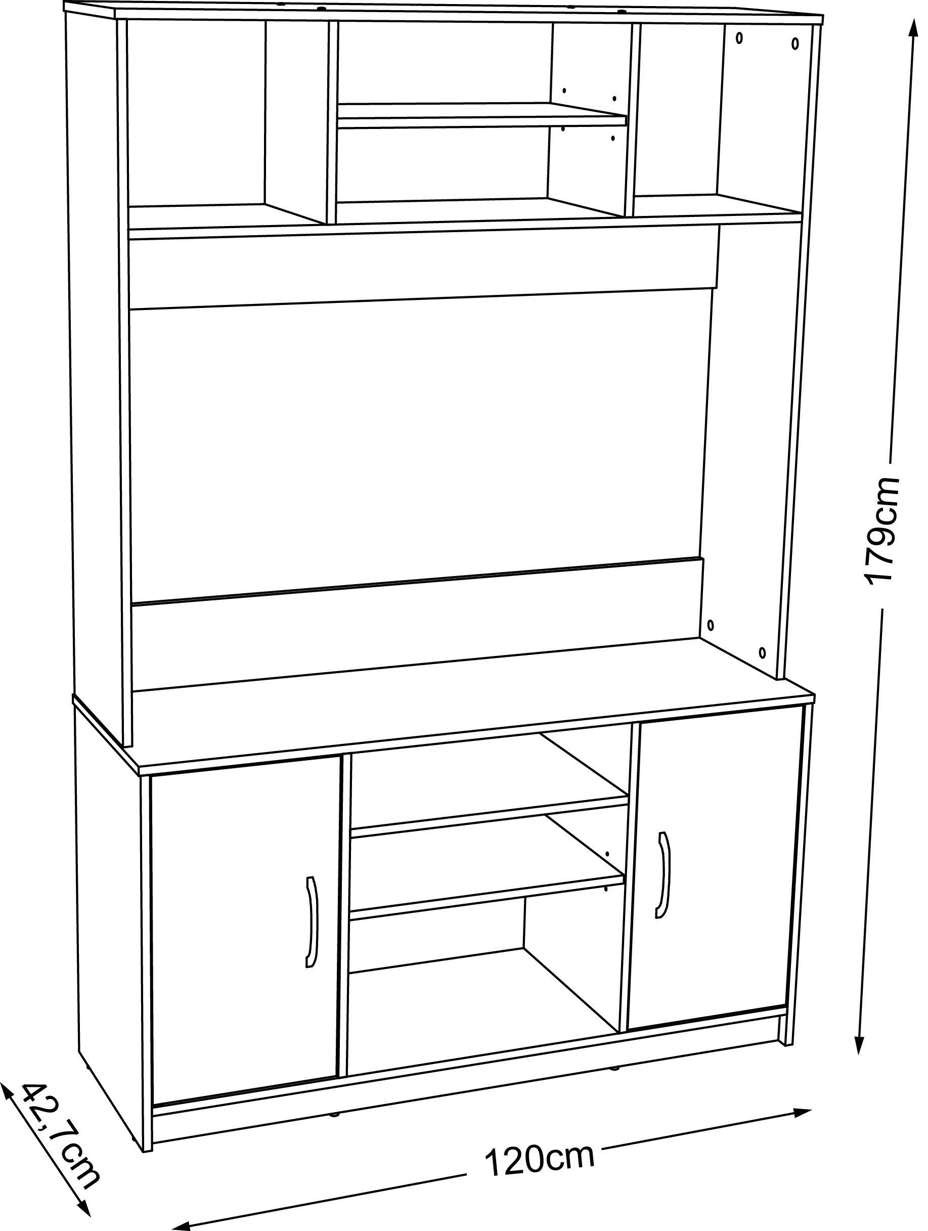 muebles para tv mdf PLANOS - Buscar con Google | Armario | Pinterest ...