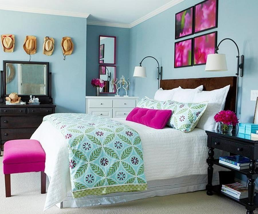 40 Simple But Beautiful Teen Girls Bedroom