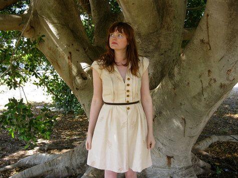 Whimsical dress for frolicking