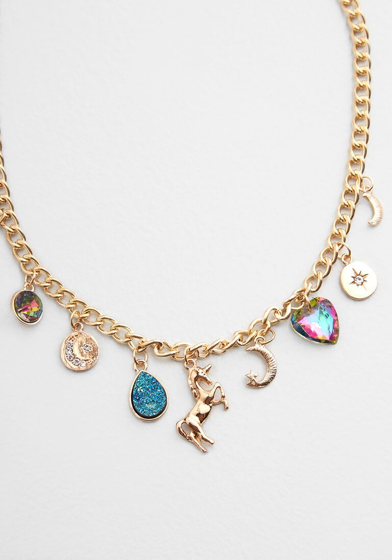 Mythical and Magical Charm Necklace