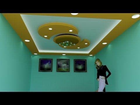 small bedroom false ceiling design 2018 latest gypsum false ceiling rh pinterest com