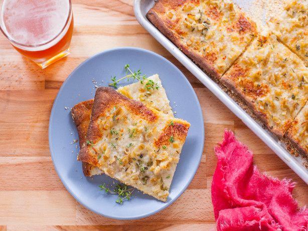 Connecticut White Clam Pizza Clam Pizza Gourmet Pizza Recipes Recipes