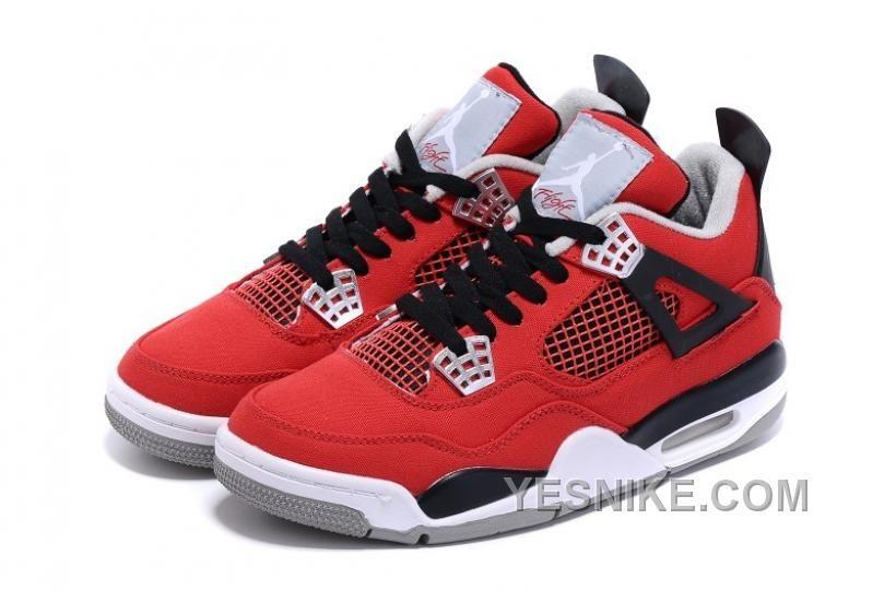 huge discount a88bd fddf9 Men s Air Jordan IV Retro Canvas R2bRe