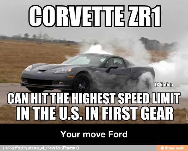 Ford Sucks Memes | Your move Ford - My ford can do 175 in ...