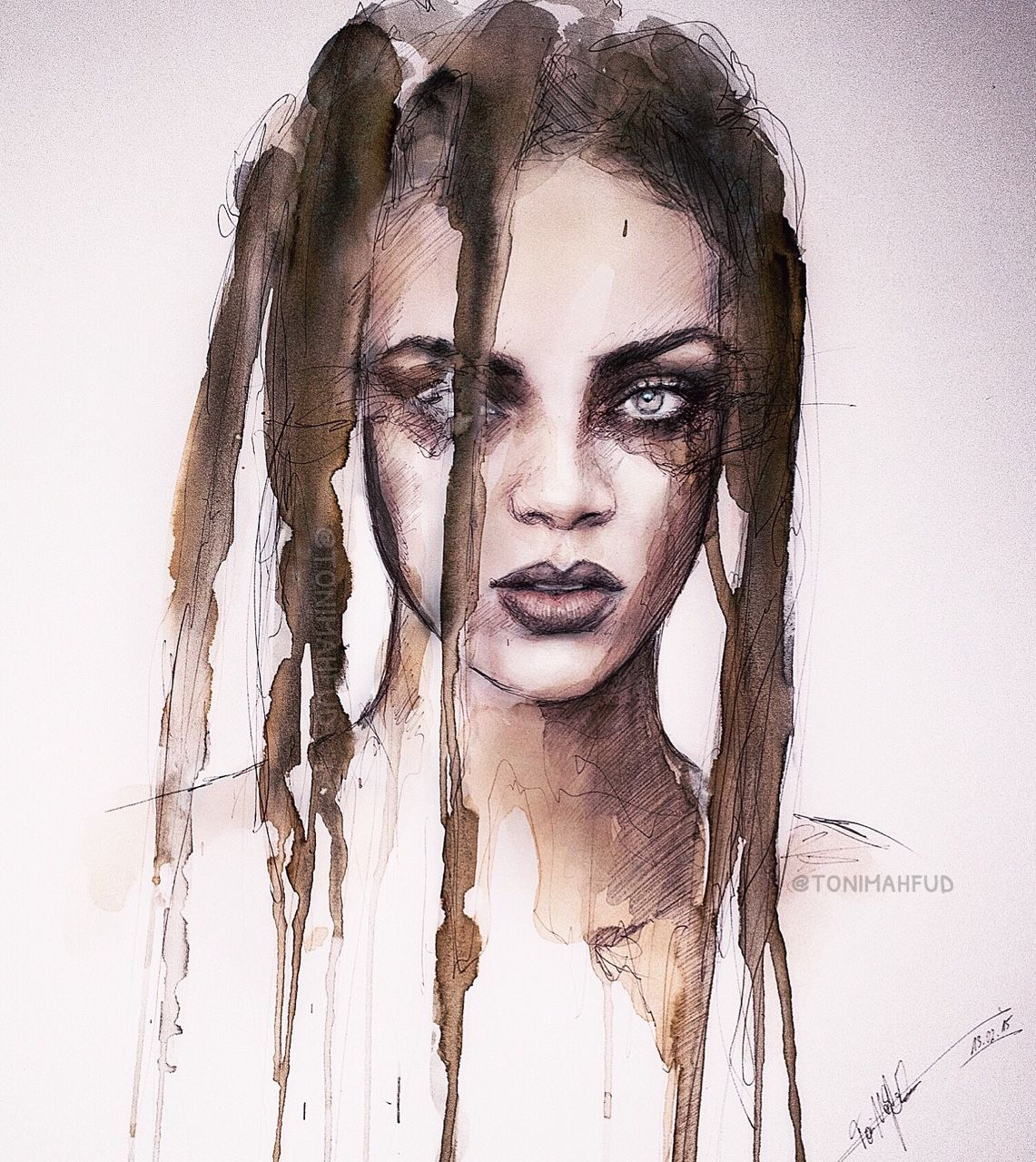 Rihanna Drawing Tumblr