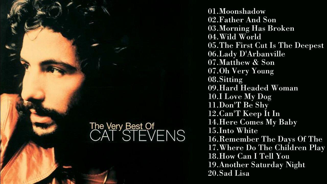 The Very Best Of Cat Stevens Cat Stevens Greatest Hits