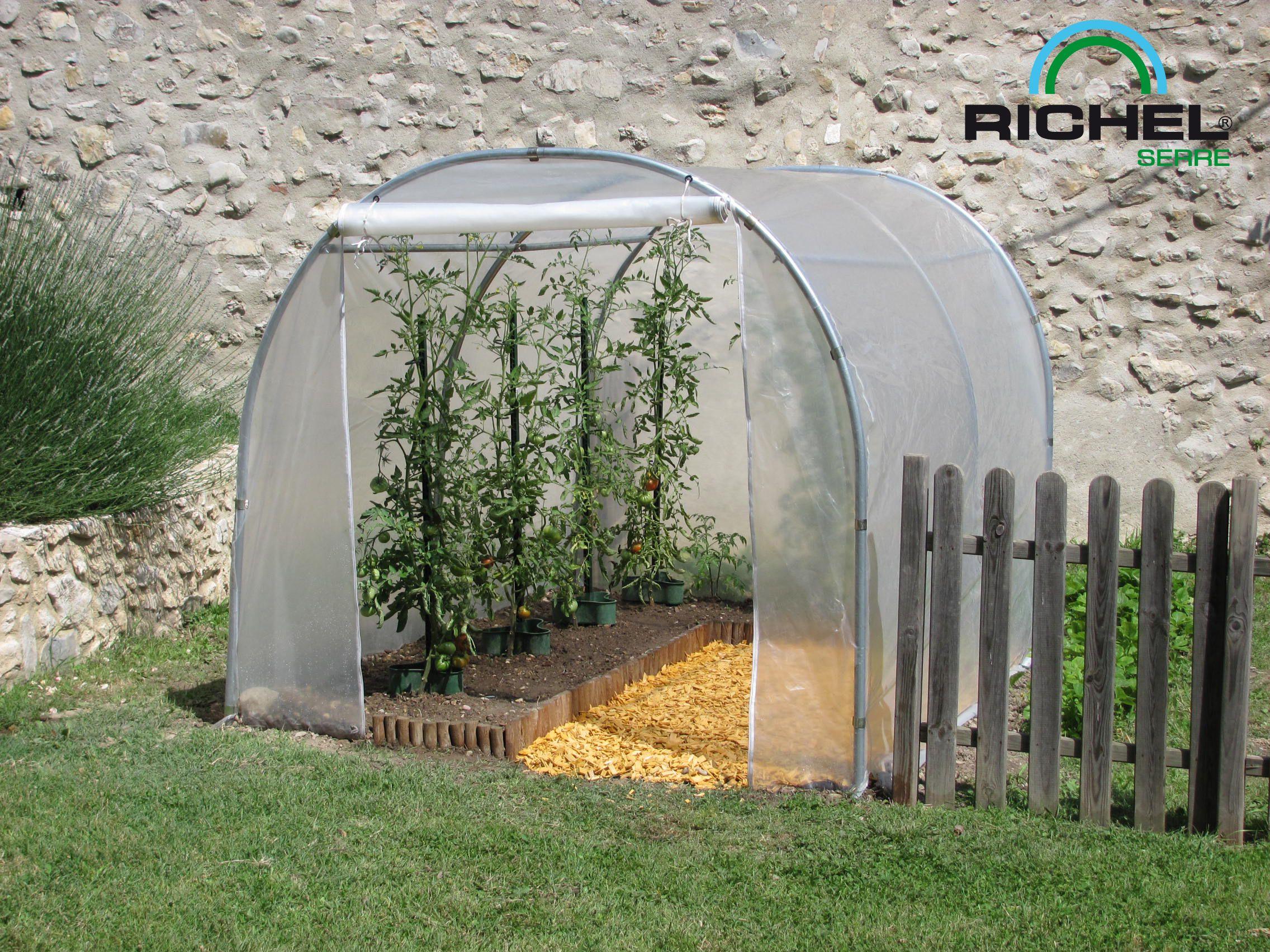 serre de jardin richel 6m2 lekingstore serres pinterest serre de jardin serre et jardins. Black Bedroom Furniture Sets. Home Design Ideas