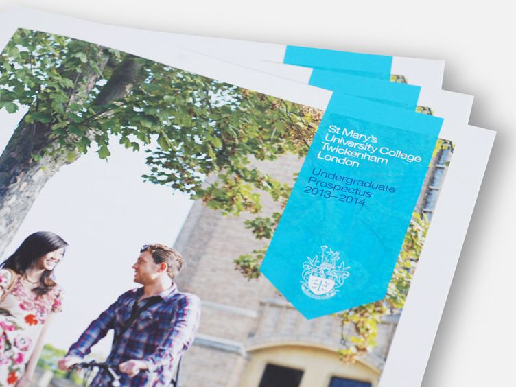 St MaryS University College Undergraduate Prospectus  Mytton
