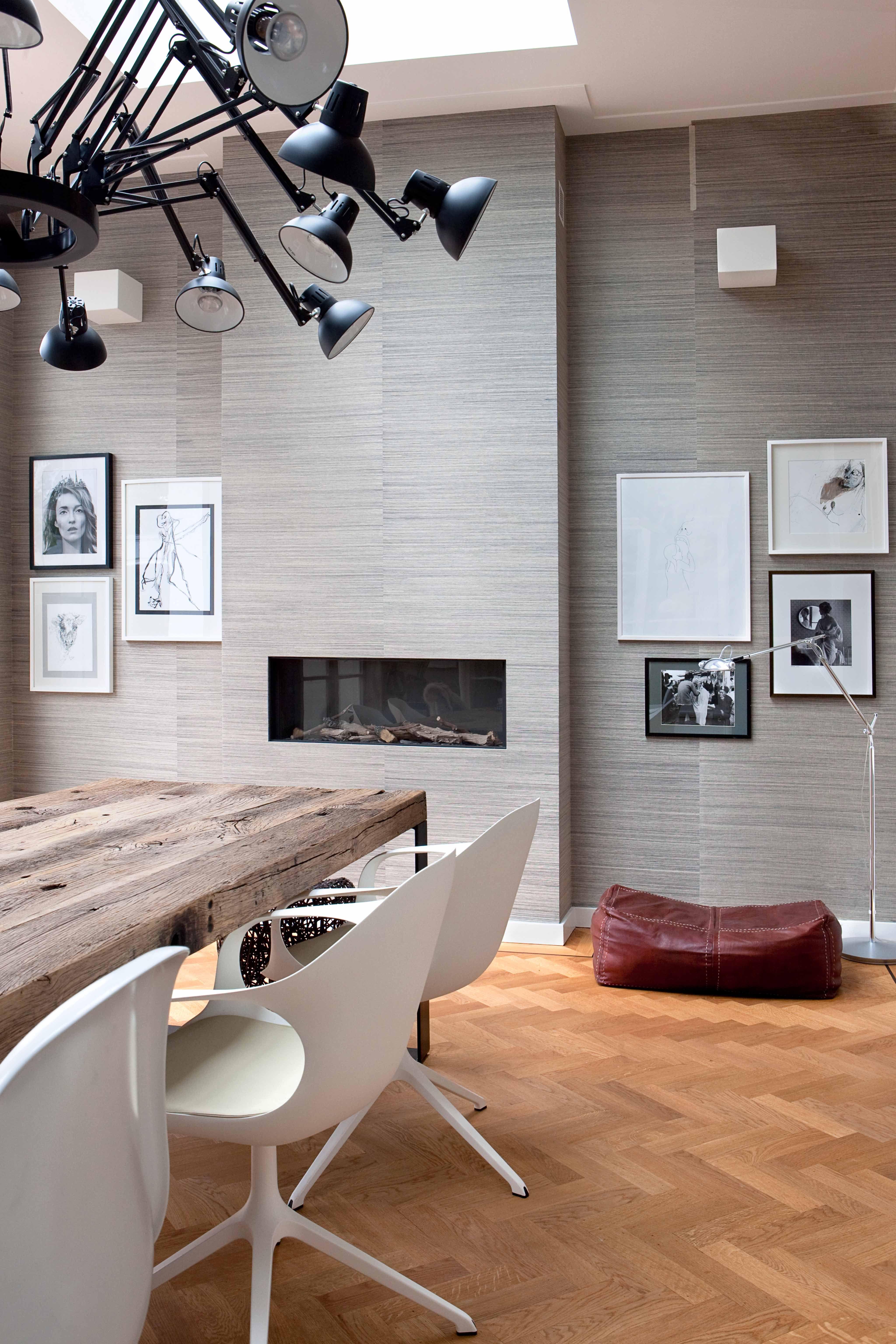 fireplace dining room interior design pinterest dining room rh pinterest com