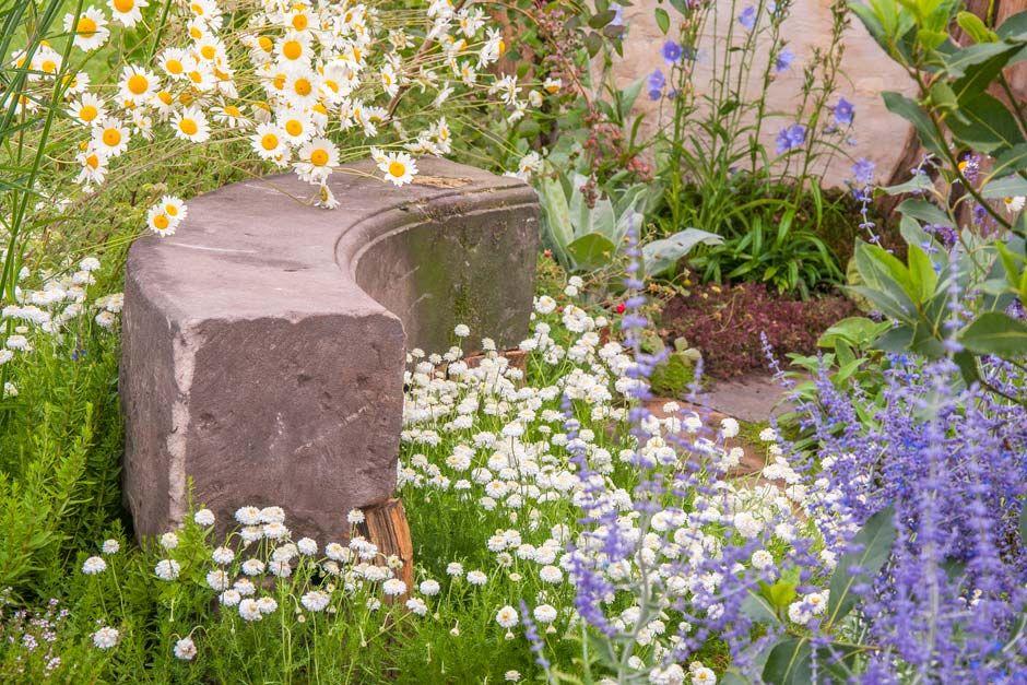 Garden ideas Tatton Park flower garden
