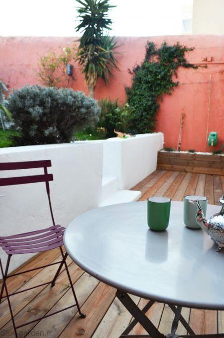 Relooking une terrasse en bois marseille les photos avant et apr s garden balcony - Terrasse et jardin marseille ...