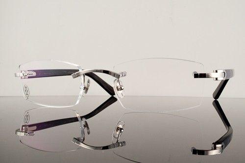 bdd9a6cfbd Cartier Eyeglasses T8100947 Remo   authentic