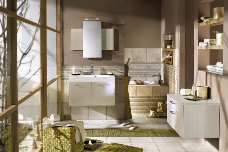 stylish bathroom interiors from delpha color and design ideas rh pinterest com