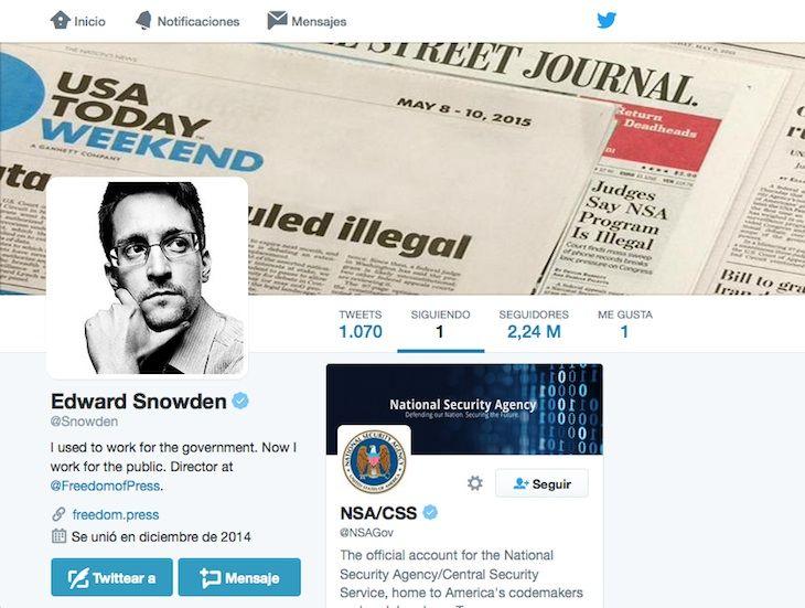 #Noticias #carcasa #Edward_Snowden Snowden trabaja en carcasa de iPhone para detectar si alguien espía nuestro teléfono