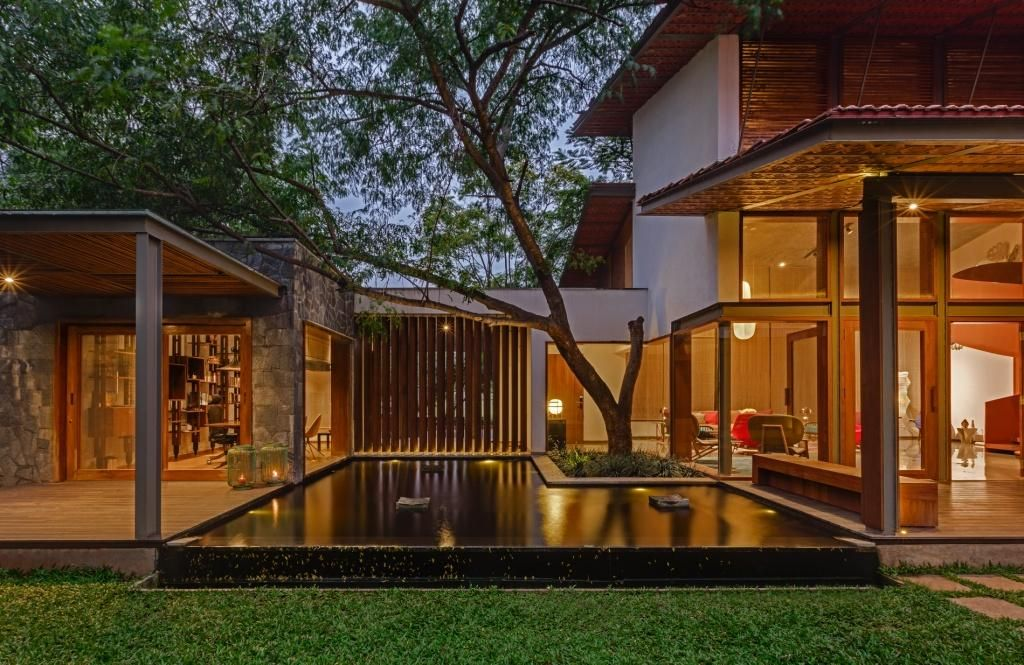 20 remarkable modern house design in india