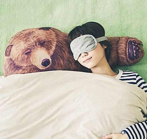 Witty Novelty Bear Hug Pillows – Novelty Gift Ideas