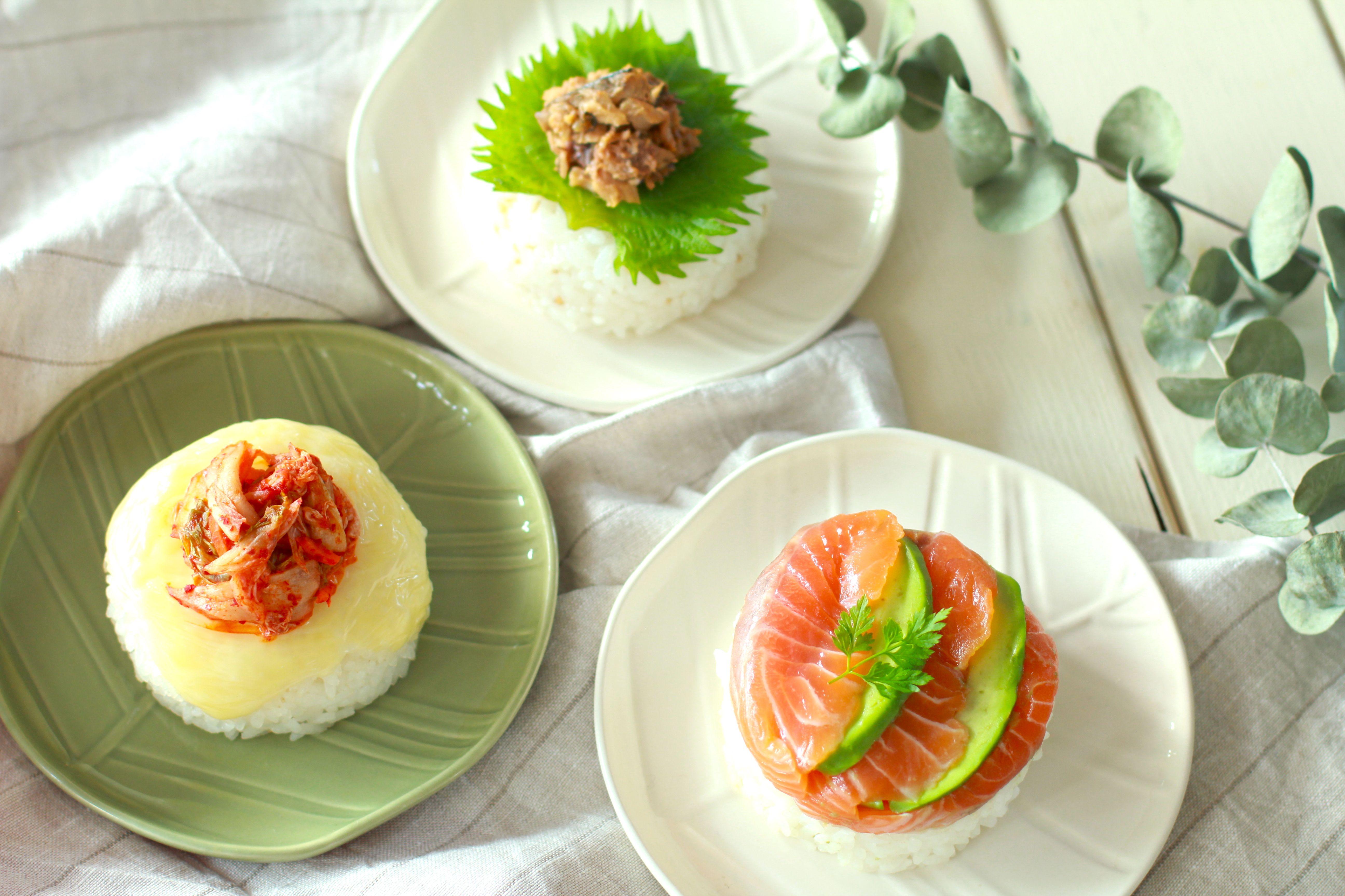 おにぎり太るは間違い食べ方次第でダイエットが叶うおにぎりレシピ3つ