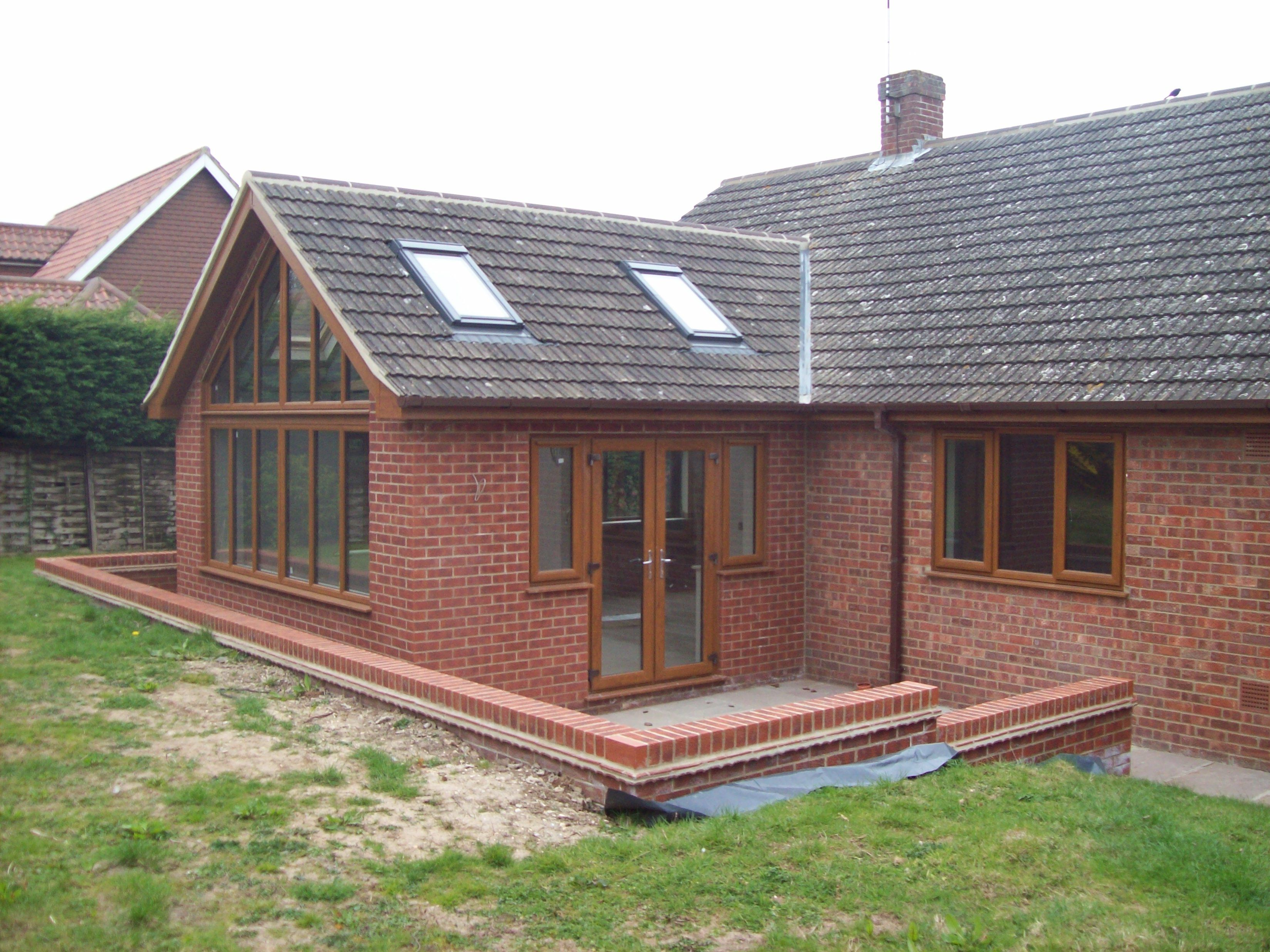 Extensions house google search new addition for Porch designs for bungalows uk