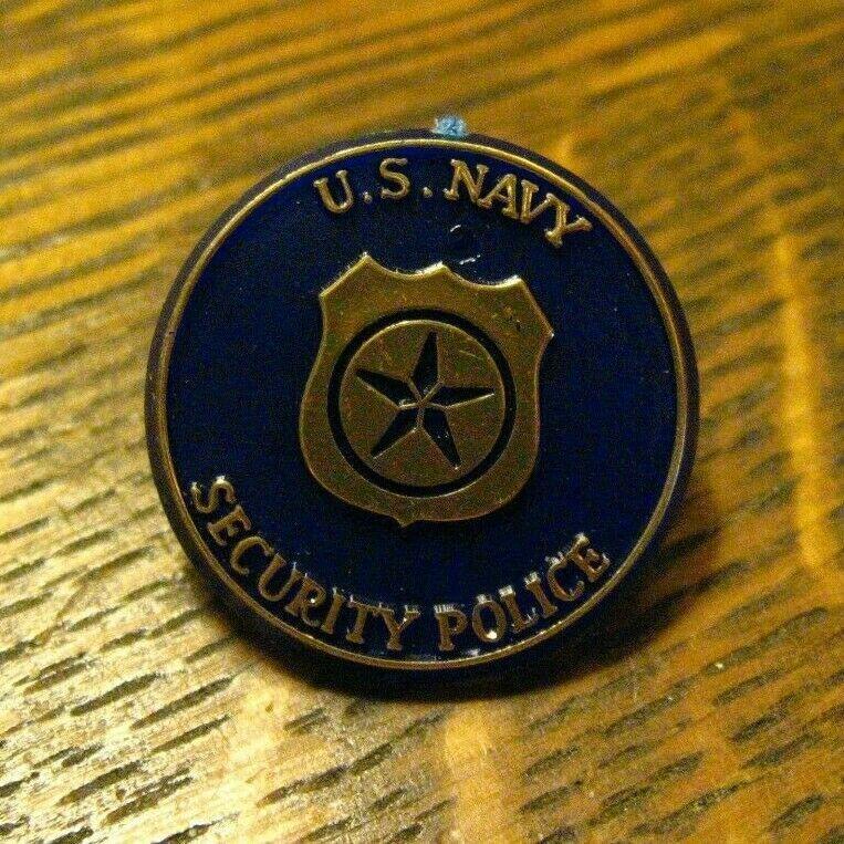 U S Navy Security Police Mini Badge Vintage United States Military Lapel Pin Ebay In 2020 United States Military Lapel Pins Military