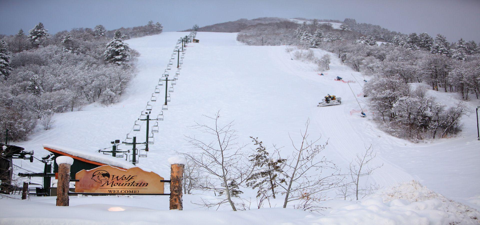 wolf mountain - ski utah - skiing & snowboarding vacations | winter