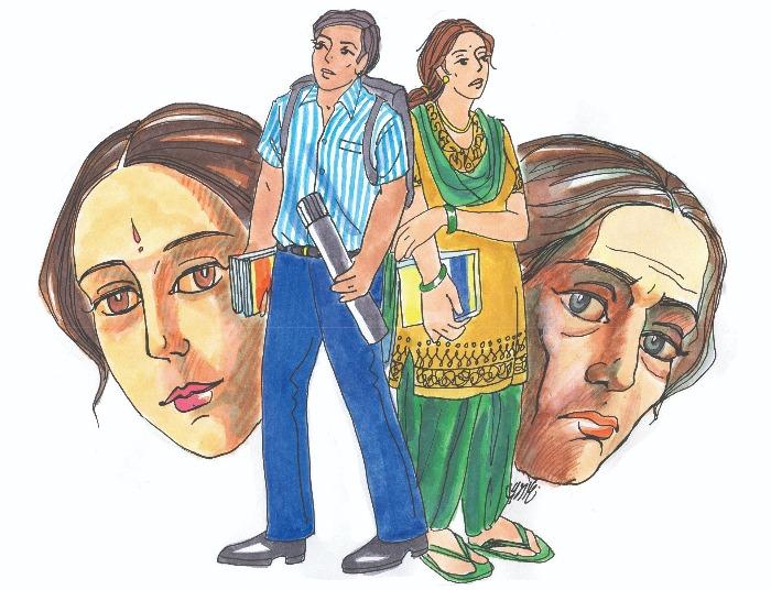कहानी शादी का लड्डू (Short Story Shadi Ka Laddu) in 2020