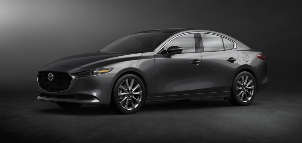 So much more than just a pretty face. Mazda Mazda 3