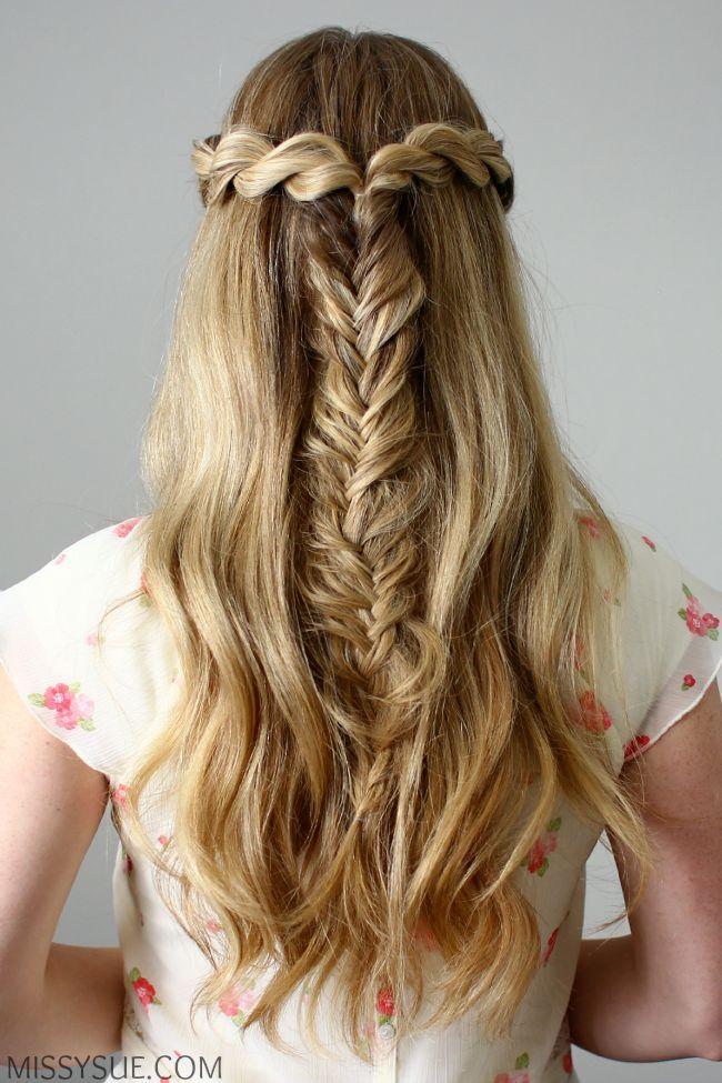 Hair Tutorials : 3 Back to School Hairstyles #HairTutorial https ...