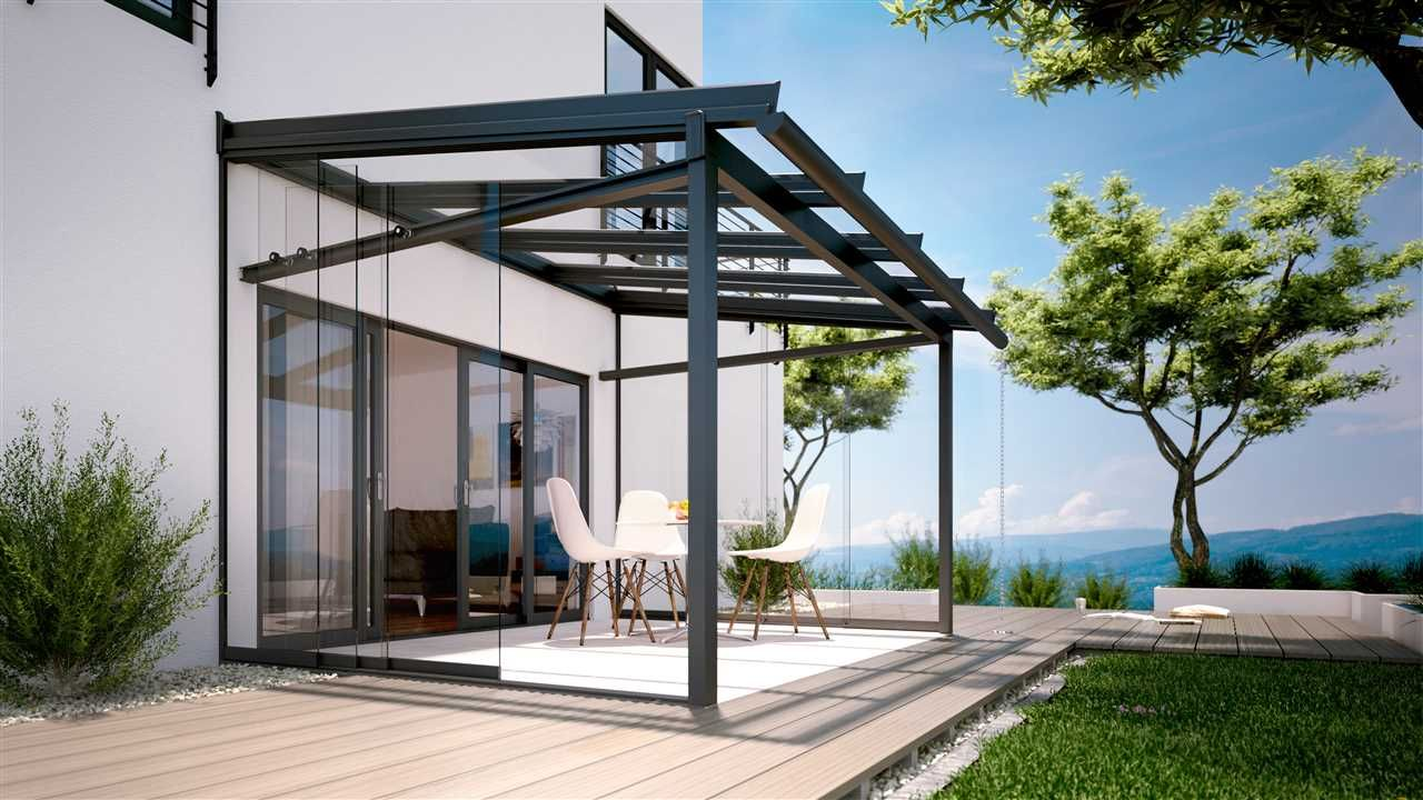 terrassen berdachung terrassendach. Black Bedroom Furniture Sets. Home Design Ideas