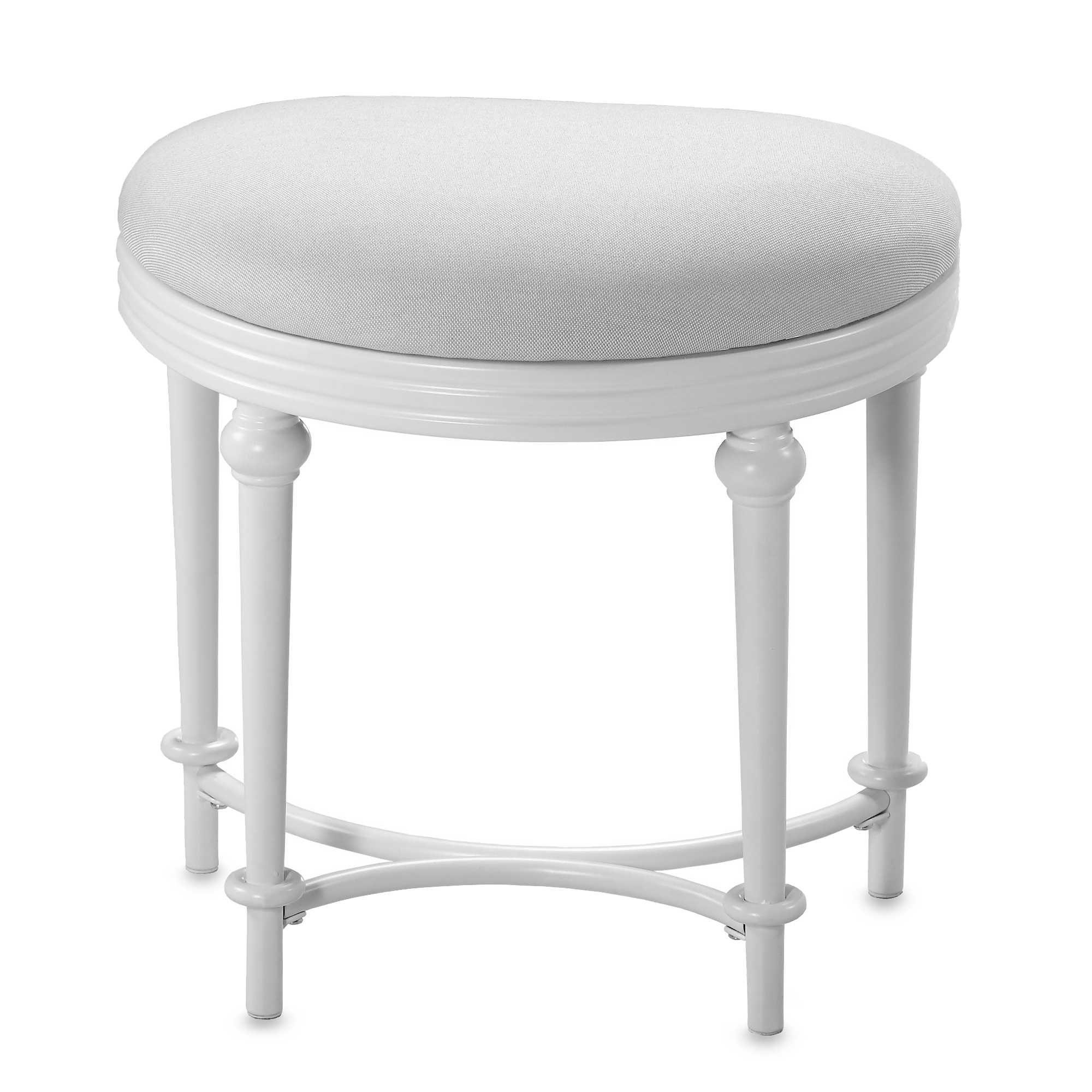 bathroom chrome vanity stool 19931356 chrome vanity stool bathroom white