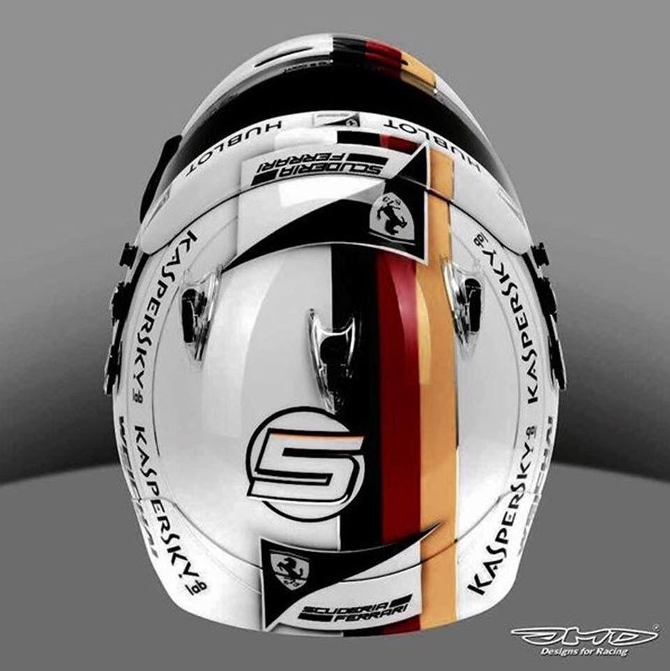 Vettel Helm