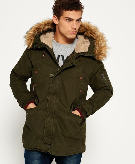 53db28e4d Rookie Heavy Weather Parka Jacket | Style | Jackets, Winter jackets ...