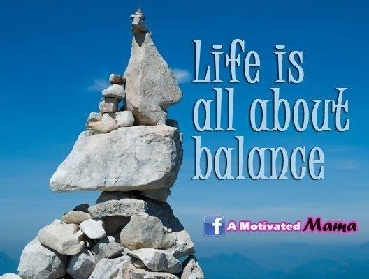 Life is about balance! motivationhealthfitness personal-development personal-development