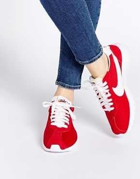 Buy Women Shoes / Nike Red Ld1000 Trainers