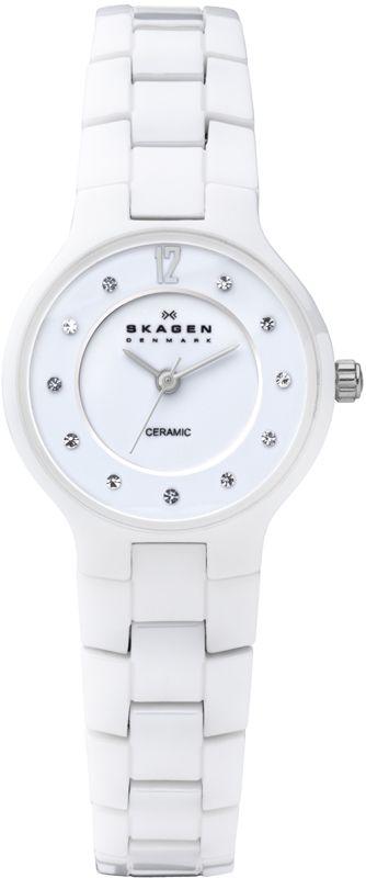 Skagen 572ssxwc Ladies Watch Agneta Womens Watches Watches Christmas Watches