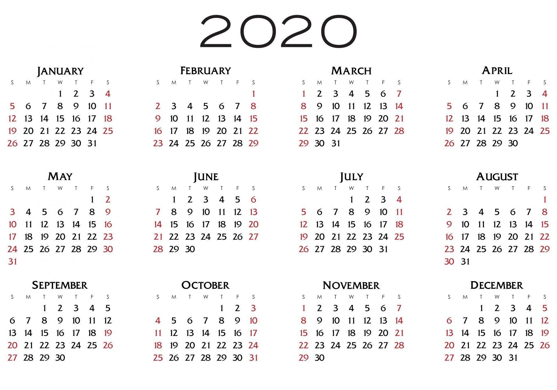 2021 Calendar Quarters - Nexta
