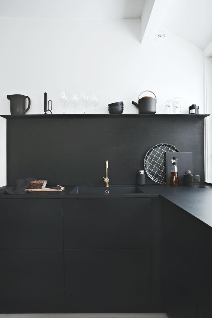 One kitchen \u2013 three looks (Stylizimo blog) Kitchens, Modern and Third