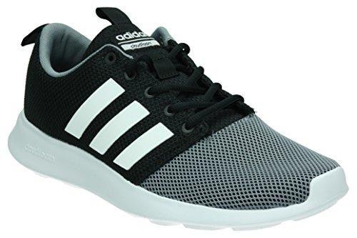 Adidas Cloudfoam Ultra Zen, Zapatillas Unisex Adulto, Blanco (Ftwbla/Negbas/Onicla), 42 EU