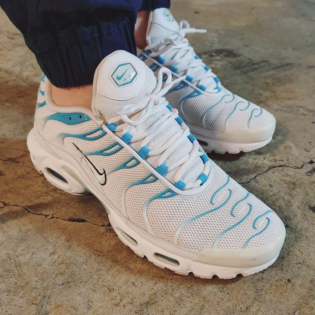 Blue Fury Airmaxplus Sneaker Tag Nike Tn Sneakers