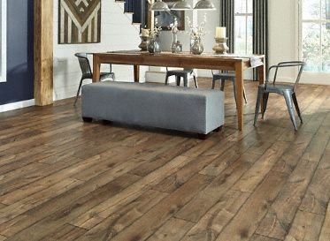 5mm Rustic Reclaimed Oak Farmhouse Flooring Hickory