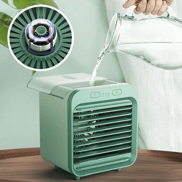 Cool Air Max Portable Air Conditioner Stay Home Md In 2020 Portable Air Conditioner Air Cooler Water Cooling