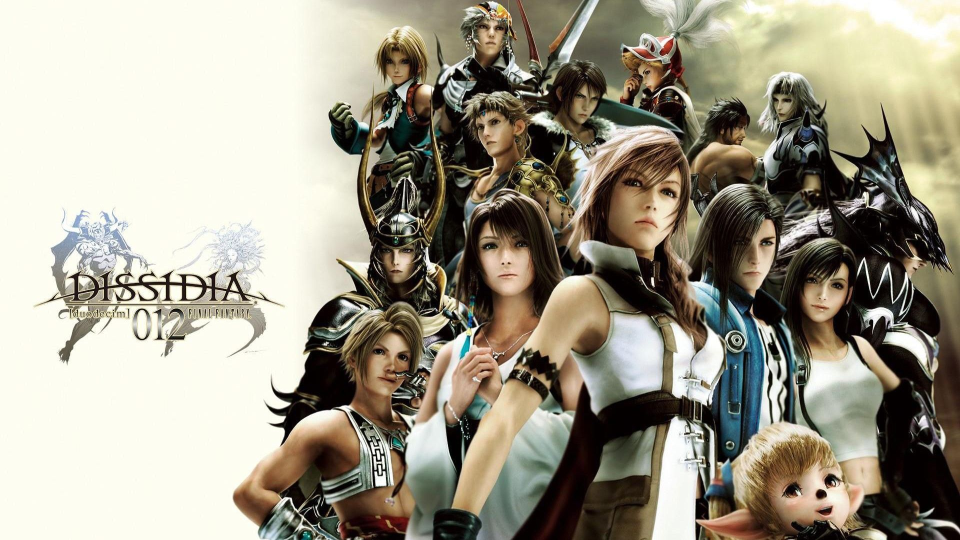 Dissidia Final Fantasy Wallpaper