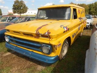 1966 Chevrolet Panel Truck for Sale | ClassicCars.com | CC-467399