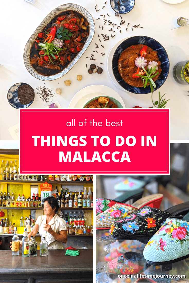 Things To Do In Malacca In 2020 Malacca Peranakan Food Things To Do
