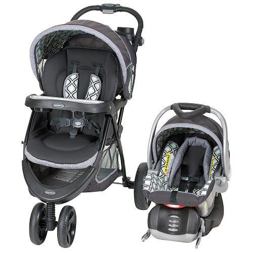 Baby Trend Tri Flex Travel System