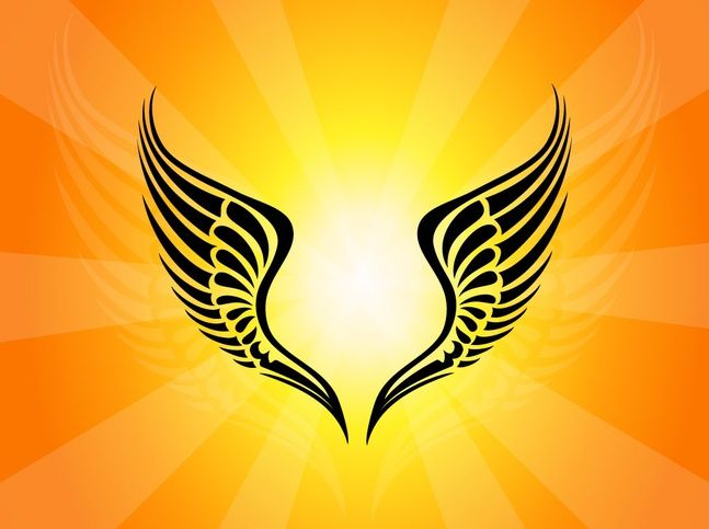 running wings tattoo - Google Search