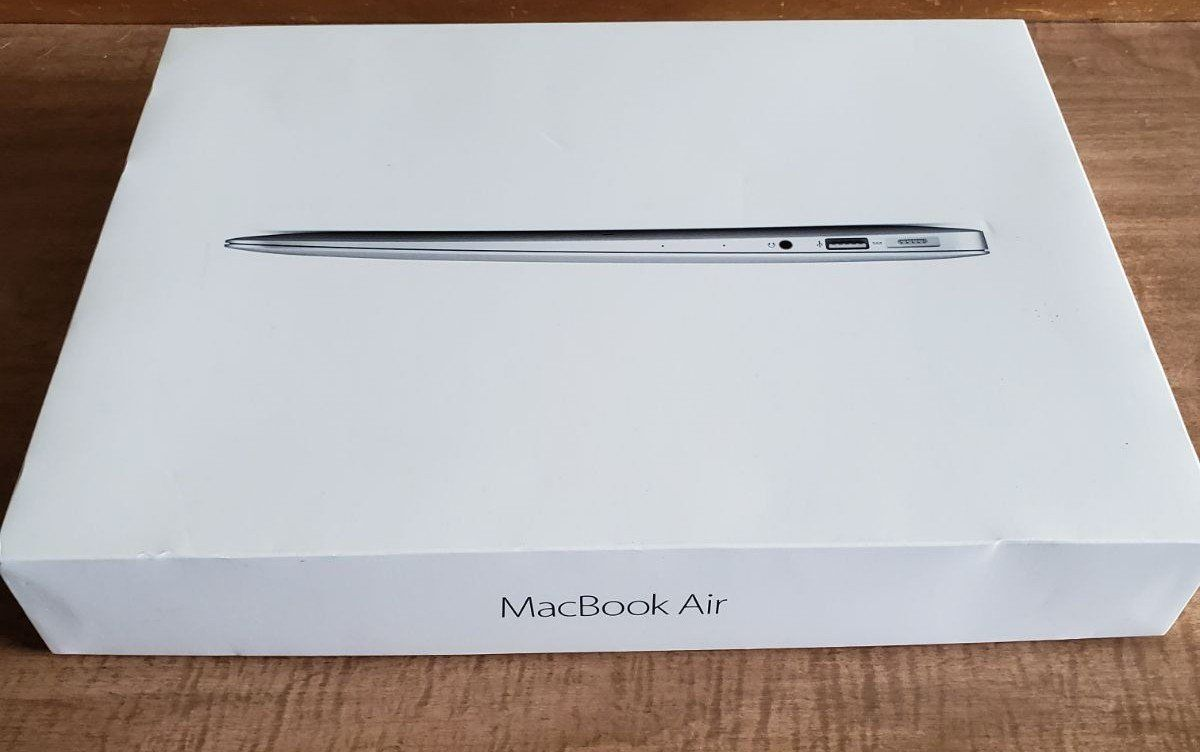 Apple Macbook Air 13 Inch Box Only Macbook Air 13 Inch Apple Macbook Air Macbook Air