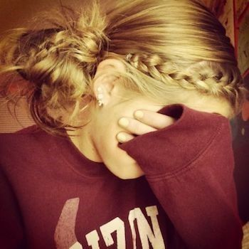 6 Creative Lazy Hairstyles,  #Creative #Hairstyles #Lazy