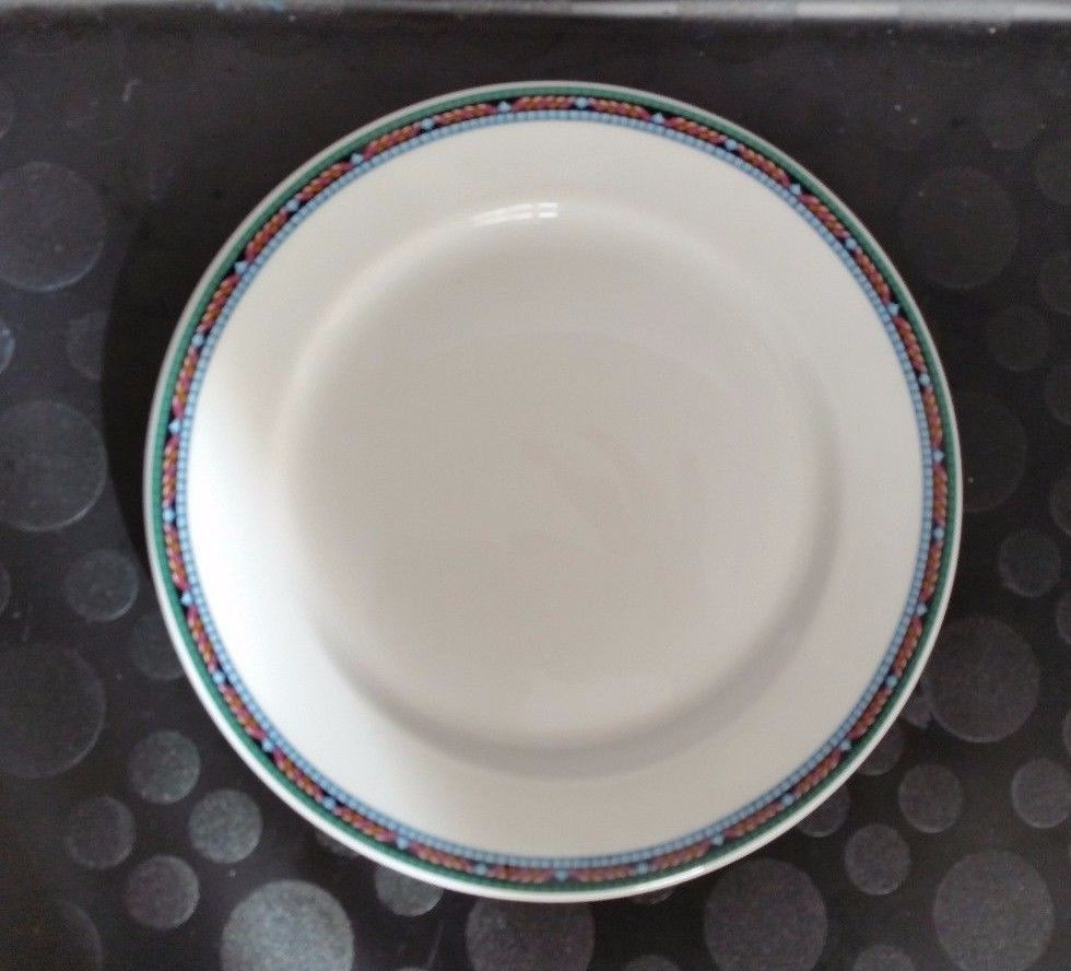 Dudson Stroke on Trent England Dinnerware 6.25 in Plate Bread Butter ...